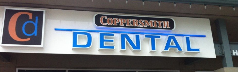 New Building Front - Coppersmith Dental Centre