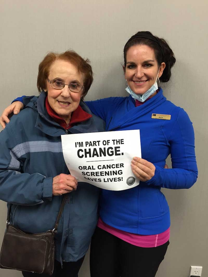 Complimentary Oral Cancer Screenings - Coppersmith Dental Centre
