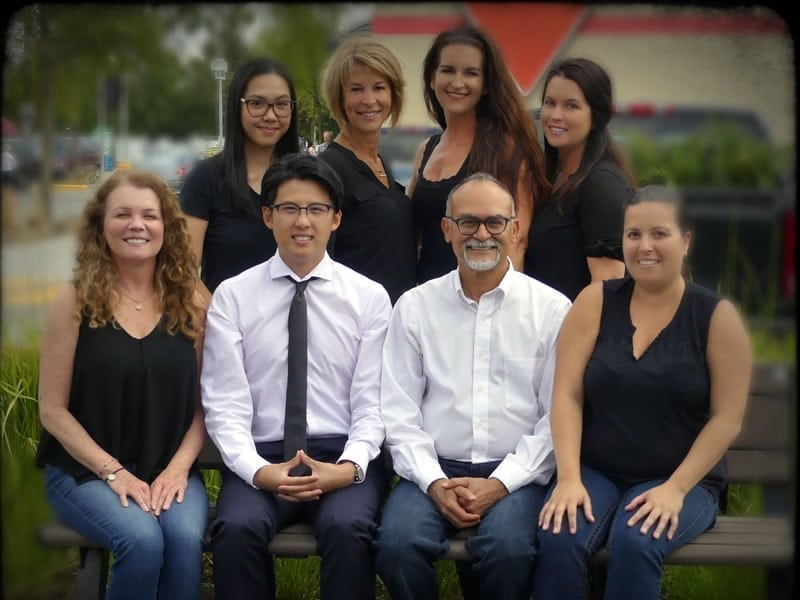 The Coppersmith Dental Team