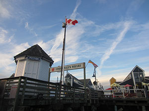 Fishermans Wharf Steveston Richmond